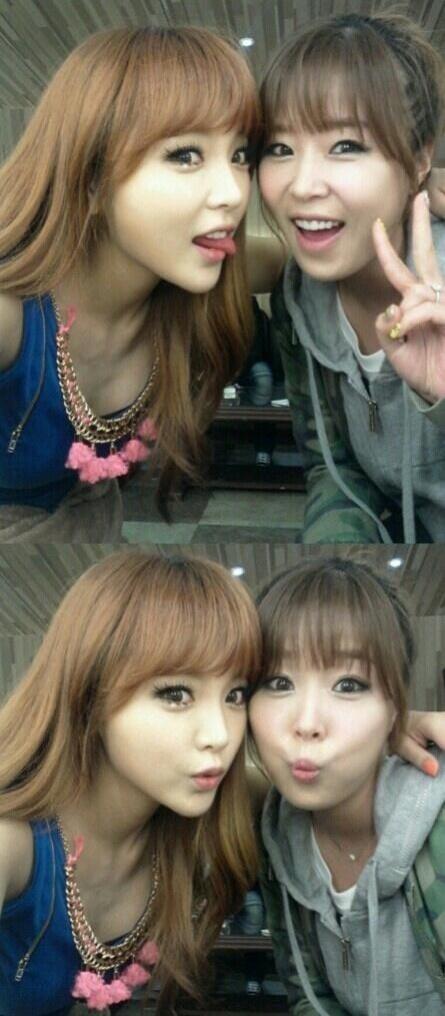 홍진영 자매같은 여신미모 과시!