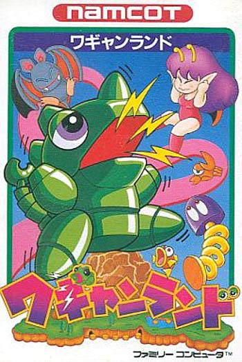 [FC] 와갼랜드 (ワギャンランド, 1989, NAMCO..