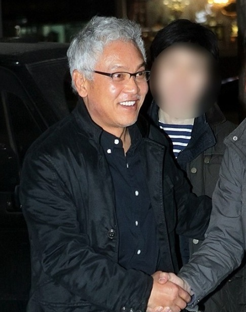 김영철, 아이리스2 종방연 참석!