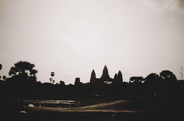 천년의 시간여행, 캄보디아 앙코르와트.