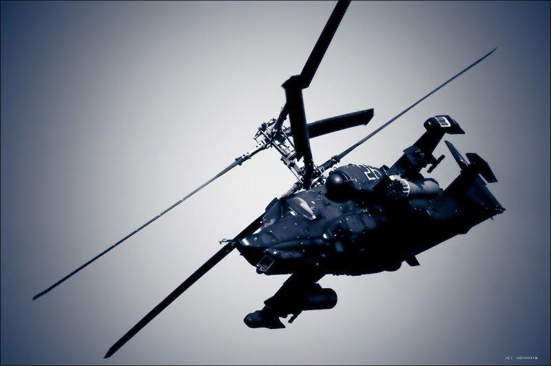 Ka-50 얼짱각도.Wolf