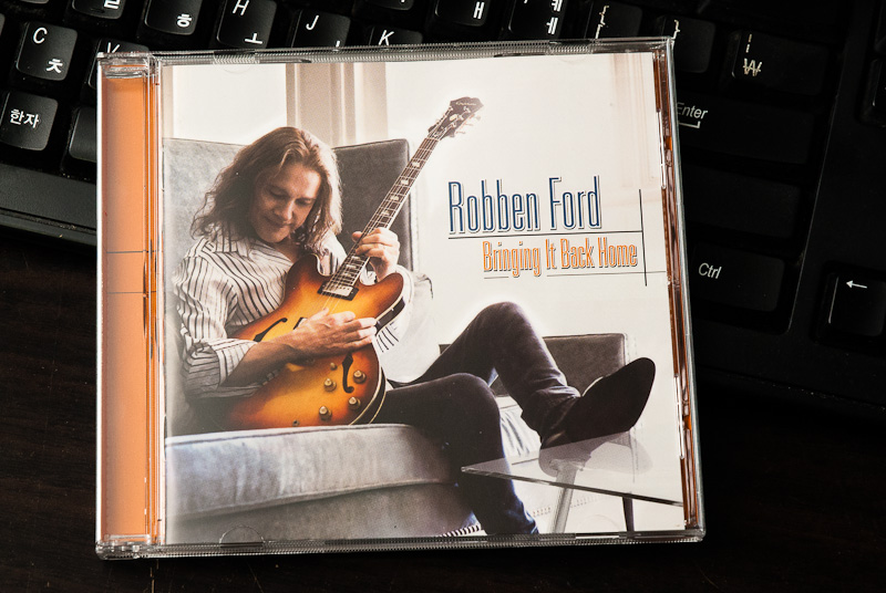Bring It Back Home - Robben Ford / 2013