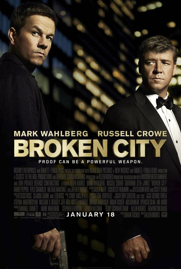 브로큰 시티..Broken CIty 2013