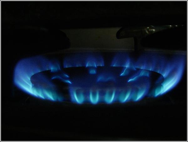 가정용 가스렌지 불이 잘 안 붙을때 요령 - 가볍게 ..