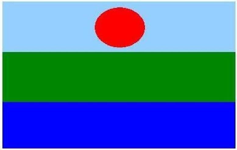 내가 창안한 나만의 상징 국기