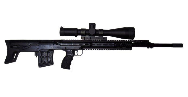 AK-12 + SVU 형상의 저격소총 VS-121 다른 짤방