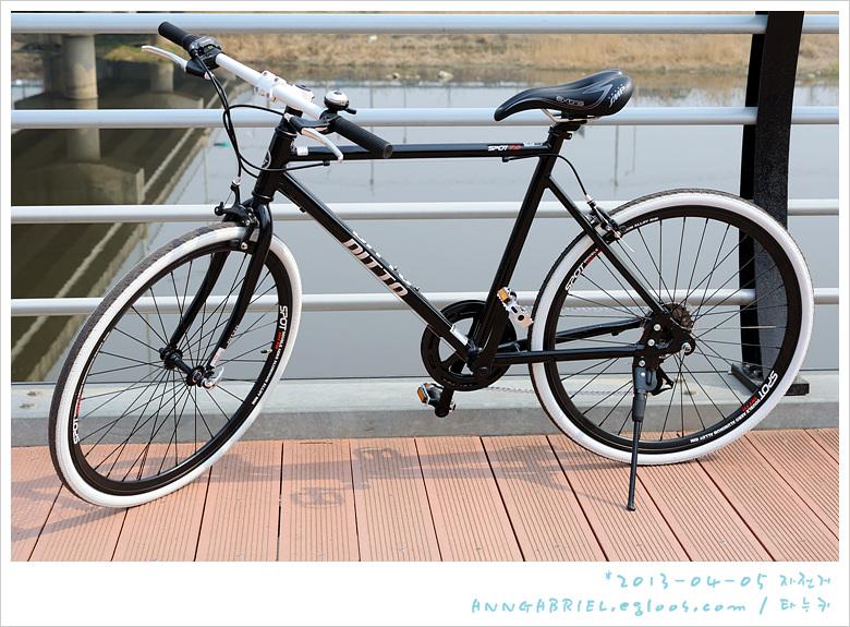 [알톤] 첫 하이브리드 자전거, 디토 스팟 7.0