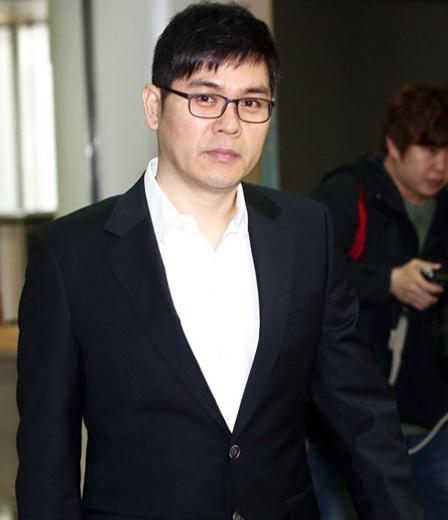 김용만, 법정에 출석!