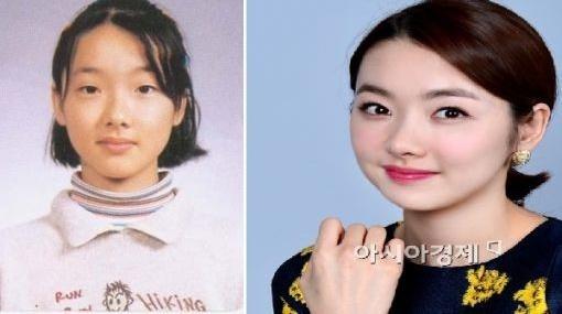 소이현, 과거사진 공개!