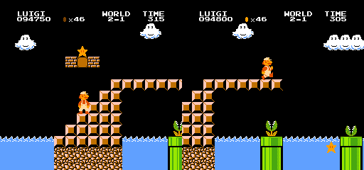 [FC] 수퍼마리오 브라더스 2 (Super Mario Br..