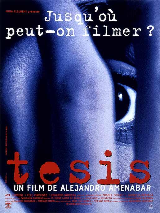 떼시스, Tesis, 1996