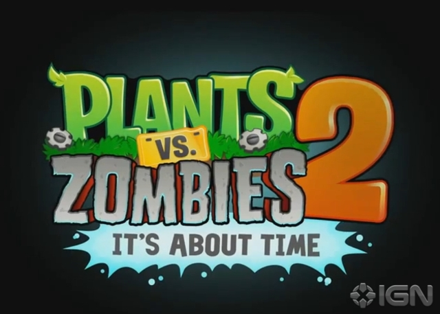 [iOS] 식물대좀비2 [Plants vs ZomBies2: It's..