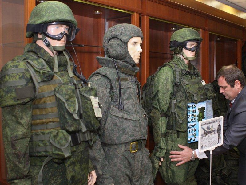 러시아는 곧 '미래 병사' 장비를 도입할것 - 로고진
