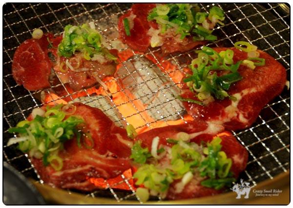 일본 음식일수도 있고 아닐 수도 있는 야키니쿠 焼き..