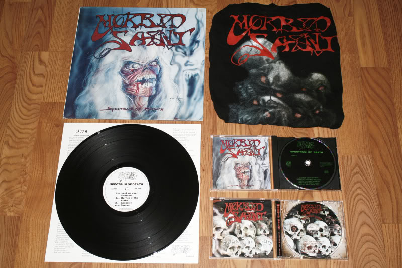 [Review] Morbid Saint [Spectrum Of Dea..