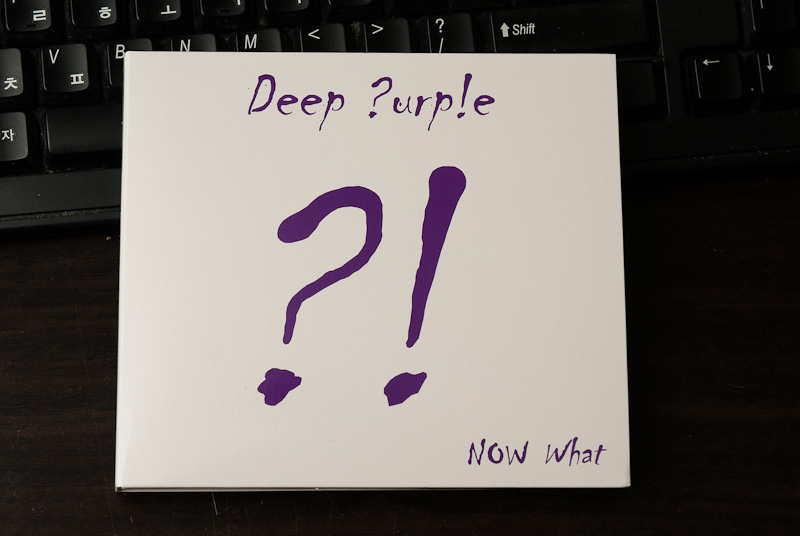 Now What?! - Deep Purple / 2013