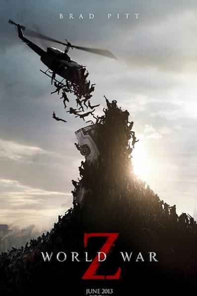 [영화] 월드워Z (World War Z, 2013)