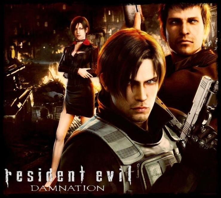 (리뷰) 레지던트 이블: 댐네이션 (Resident Evil..