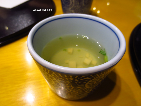 강남역 일본식 파스타집, 고에몬