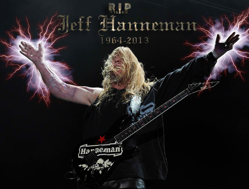 [Column] Slayer와 Jeff Hanneman의 상관관계