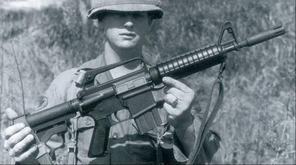 K1 이 과연 5.56mm 기관단총의 선구자일까?