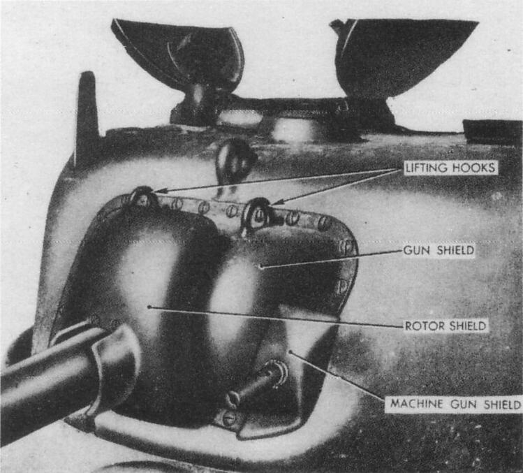 미국 최초의 제대로 된 중(中) 전차 M4 셔먼 (9) ..
