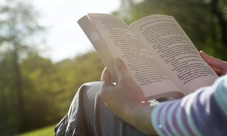 책 읽기의 즐거움.