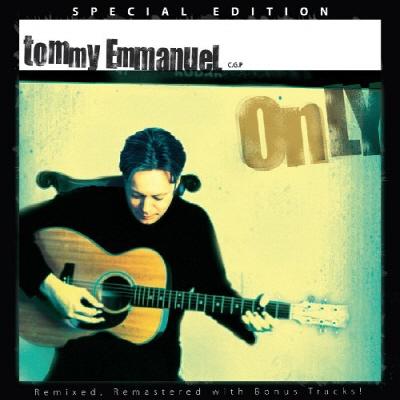 Tommy Emmanuel - Mombasa