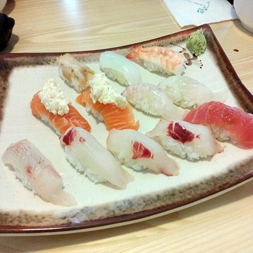 [숭실대입구,상도] 가네미초밥