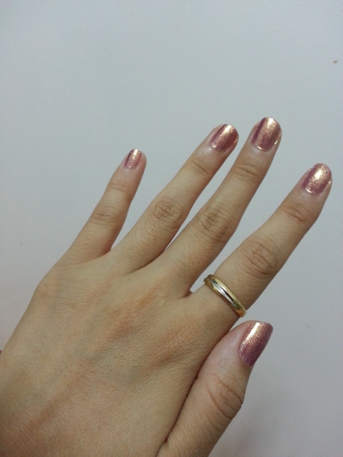[OPI] NL S19 Rally Pretty Pink