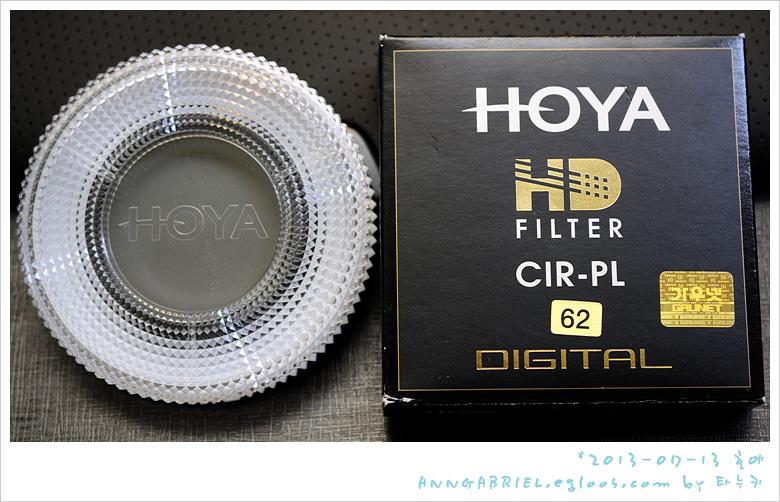 [호야] B+W보다 밝은 HD CPL 필터
