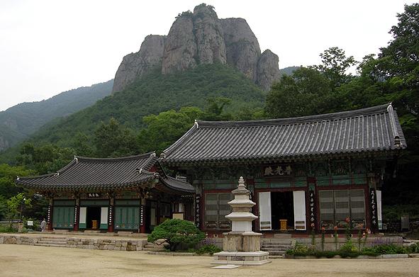 청송 대전사 삼층석탑