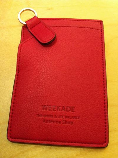 카드지갑 샀지요:)