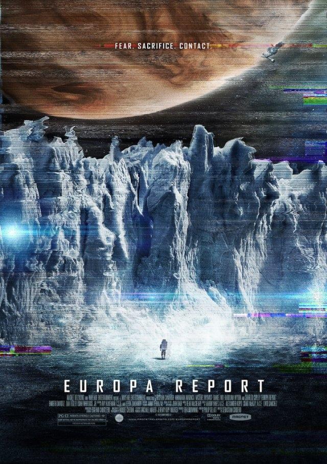 (리뷰) 유로파 리포트 (Europa Report, 2013)..