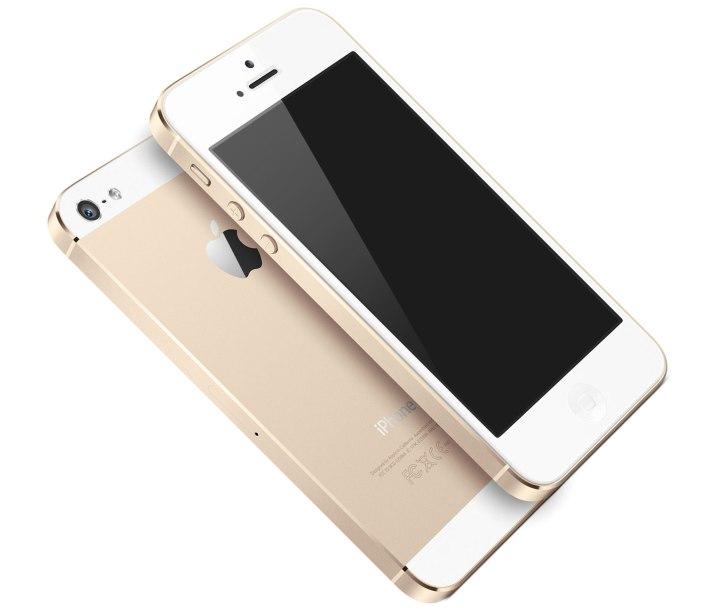 황금색 아이폰 5S, 그리고 지문인식
