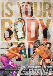 PWG Is your body ready? Review