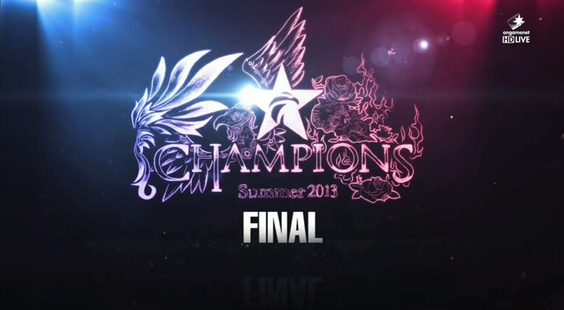HOT6ix LOL Champions Summer 2013 결승전 & 3..