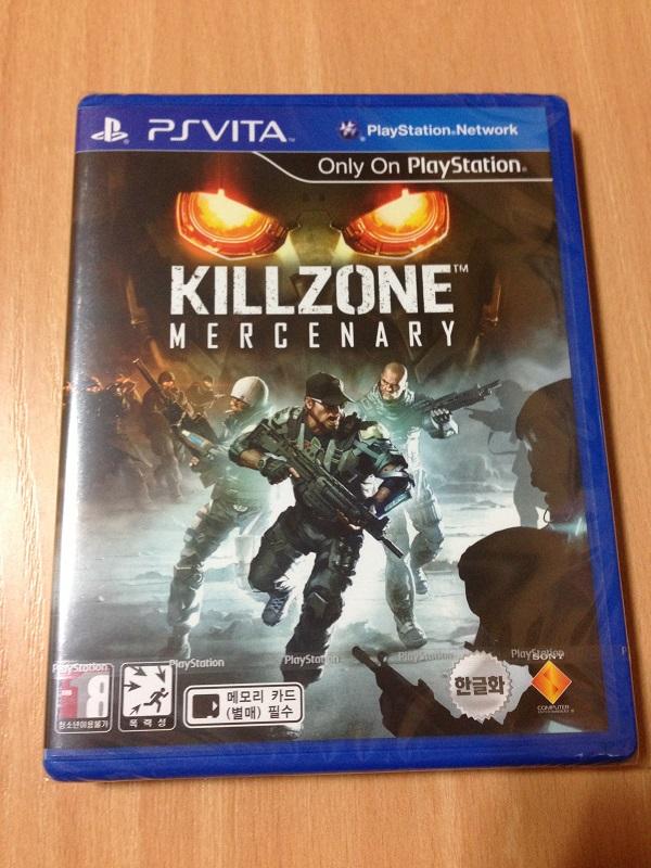 킬존 : 머시너리 Killzone: Mercenary