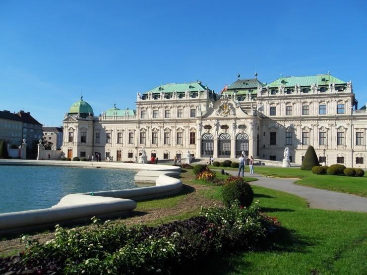 2012.3.22 신혼여행5 - 비엔나에는 음악만 있는 것이..
