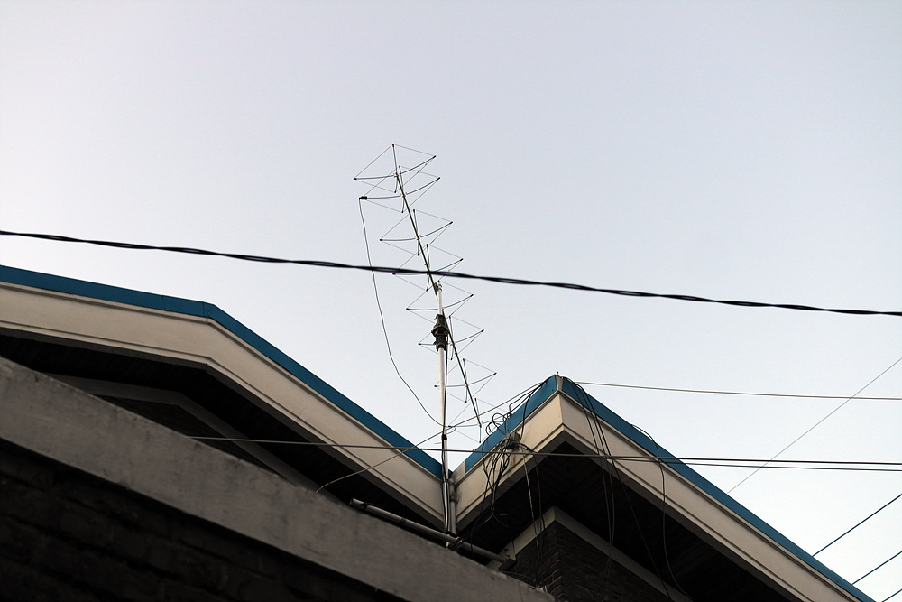 BLOG :: HL2UVH : HL2UVH on VHF, 144MHz 8el  Cubical Quad