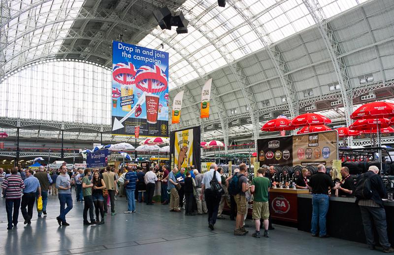 [영국]The Great British Beer Festival 2013 ..