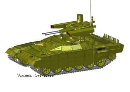 RAE-2013에 등장한 존나현대화 T-72들 3D 짤과 실물..