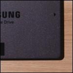 삼성 S840EVO SSD 120GBytes - 간단한 성능 측정
