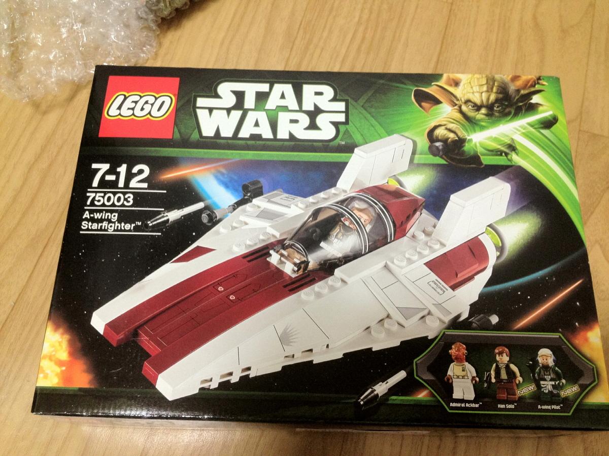 레고 스타워즈 75003 A-윙 스타파이터™