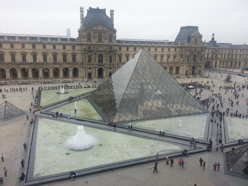 직장인 유럽여행기 Ⅱ-2(파리)