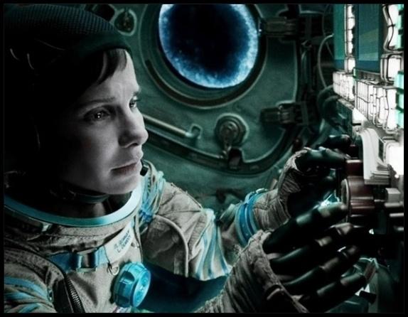 <영화> 그래비티(Gravity , 2013) 3D영상은 거들뿐