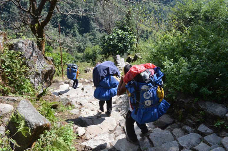 포천경마의 네팔 여행기  - 1