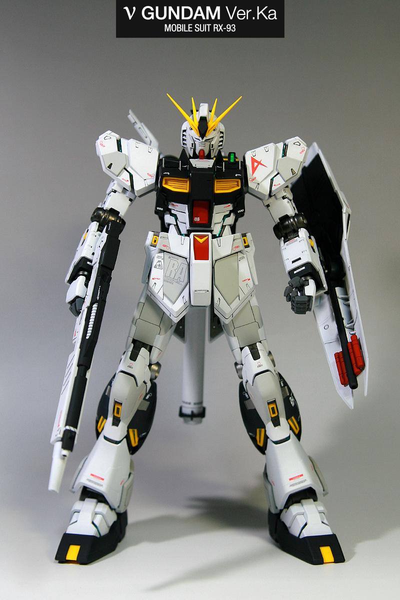 [완성] RX-93 ν Gundam Ver.Ka