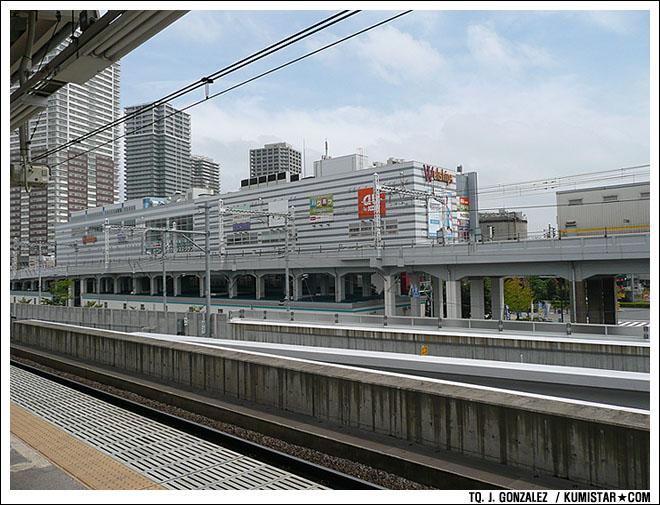 2008 도쿄 여행기 Day2 -히가시교엔, 오다이바- (8/..
