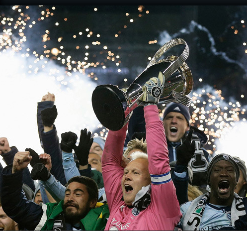 Sporting Kansas City... MLS CUP 우승!!!!!!